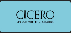 Cicero Speechwriting Awards
